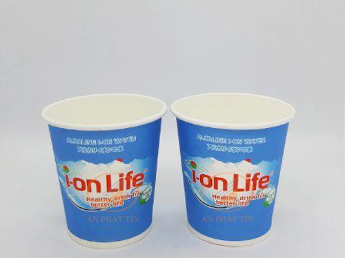 Ly giấy 6.5oz ion-life